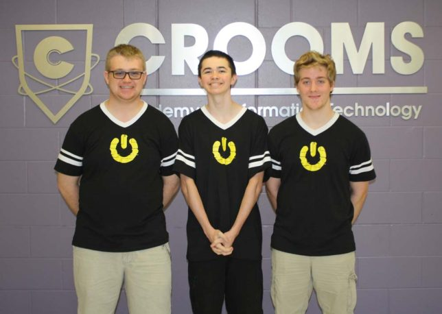 Xbox Team: Zach Castillo, Jaxon Christie, Alex Bagherzadeh
